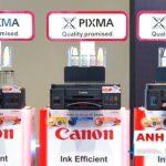 Hướng dẫn lắp đặt máy in phun màu canon pixma G1000