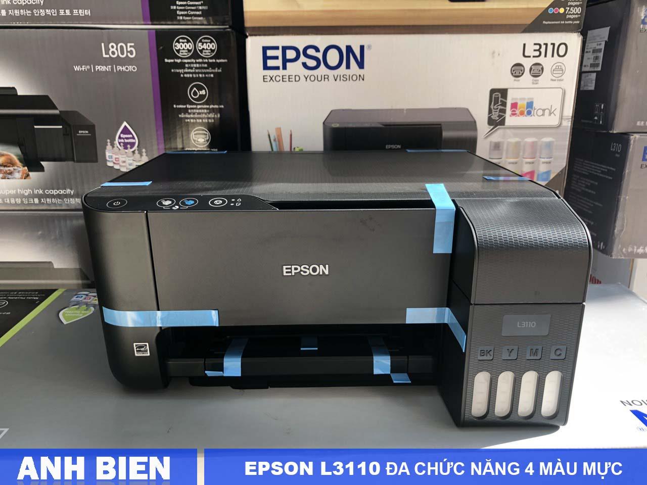 Máy in Epson L3110 - Anh Biên nhà cung cấp máy in chính hãng